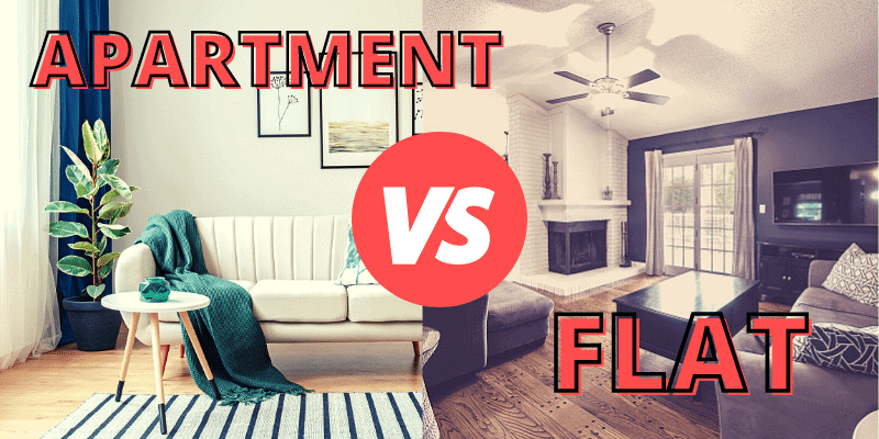 What's the Difference Between Flat and Apartment