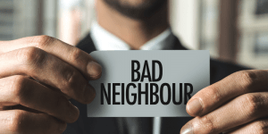 Can You Break Your Apartment Lease Due to Bad Neighbors