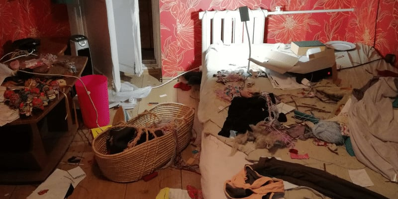 Can a Landlord Evict You For Being Messy and Dirty