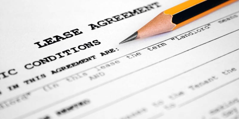 How apartment leases work
