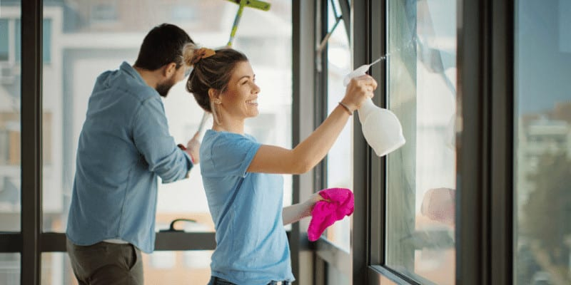 How much does it cost to clean an apartment