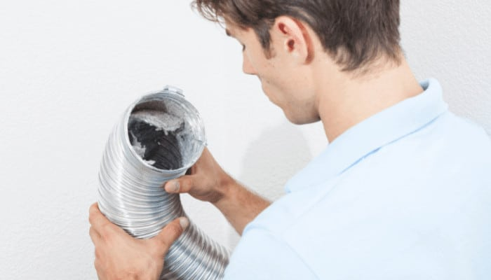 How to Clean Dryer Vents in an Apartment