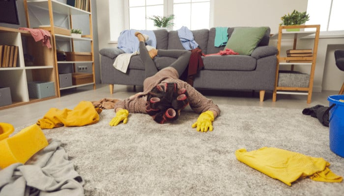 How to Clean a Messy Apartment Fast