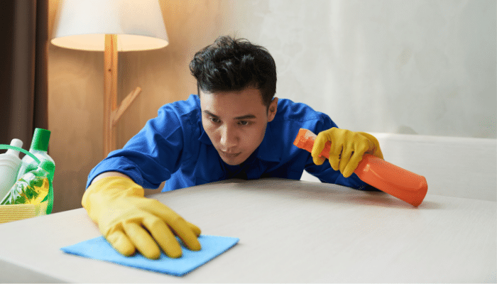 How to Clean an Apartment Before Moving Out